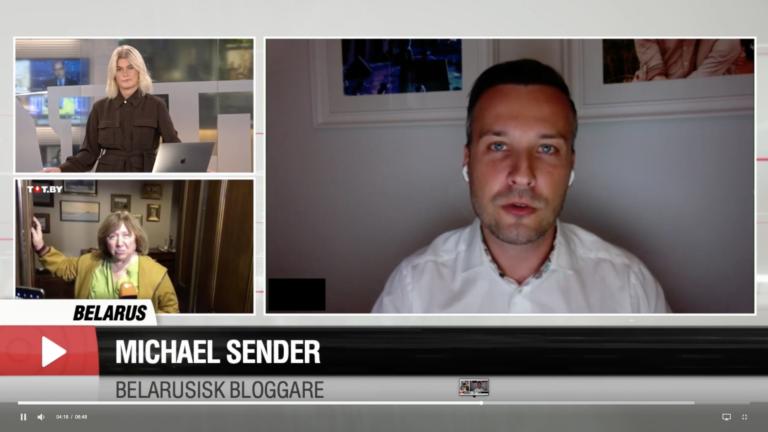 """Experten: """"Regimen är mest rädd för strejkerna"""" // Aftonbladet TV"""