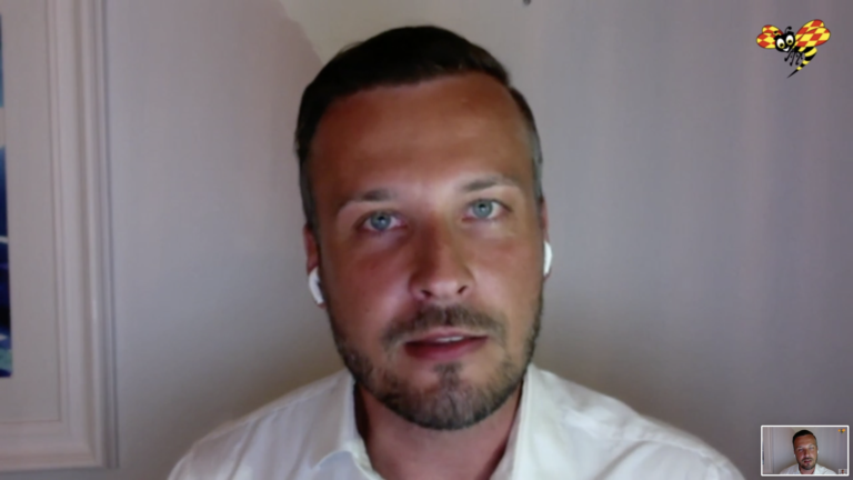 Michael Sender om möjligheten att Lukasjenko avsätts // Expressen TV