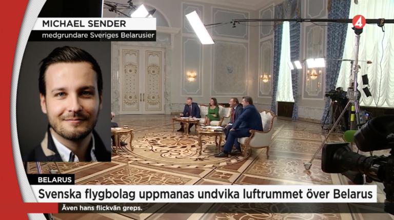 """TV4 Nyheterna // """"Rätt att Transportstyrelsen agerar snabbt och bestämt"""""""